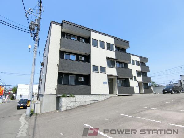 小樽市新光1丁目1賃貸アパート