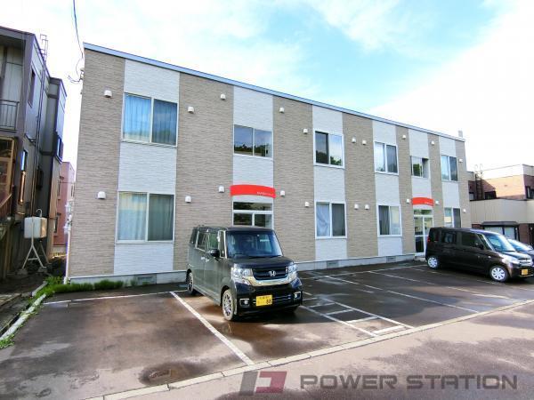小樽市赤岩2丁目0賃貸アパート外観写真
