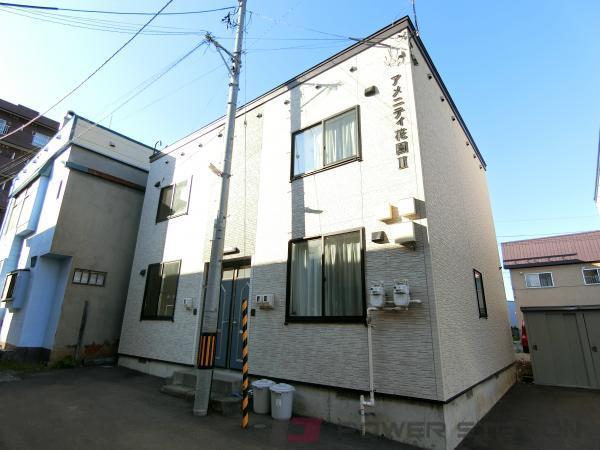 小樽市花園3丁目0テラスハウス外観写真