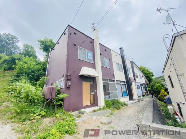 小樽市富岡2丁目1テラスハウス外観写真