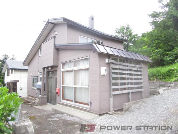 小樽市オタモイ3丁目1一戸建貸家外観写真