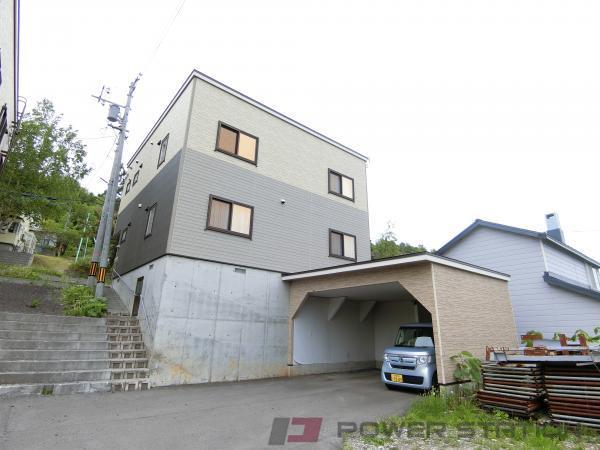 小樽市幸2丁目0賃貸アパート外観写真
