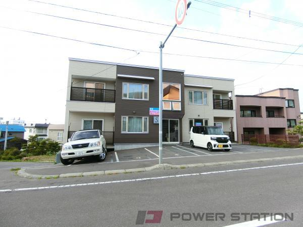 小樽市新光3丁目0賃貸アパート外観写真
