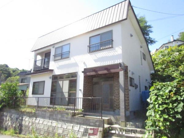 小樽市高島4丁目1一戸建貸家外観写真