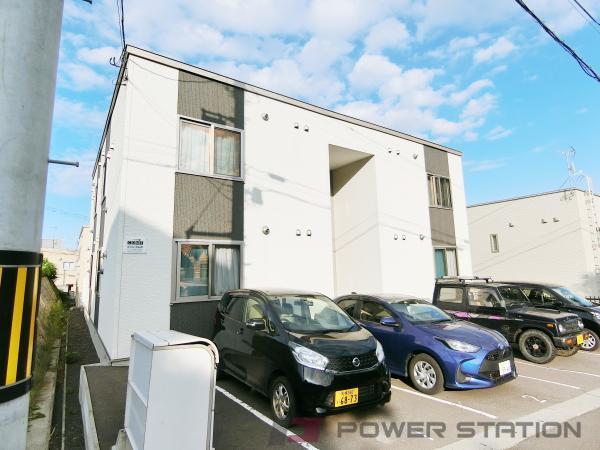 アパート・ヴィラージュ富岡