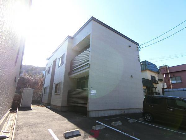小樽市長橋2丁目0賃貸アパート