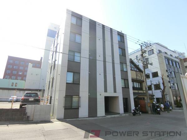 小樽市稲穂2丁目0賃貸マンション外観写真