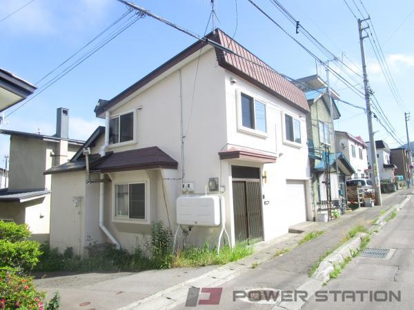 小樽市緑1丁目0一戸建貸家外観写真