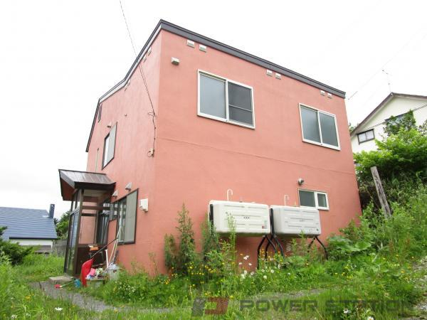 小樽市長橋5丁目0一戸建貸家外観写真