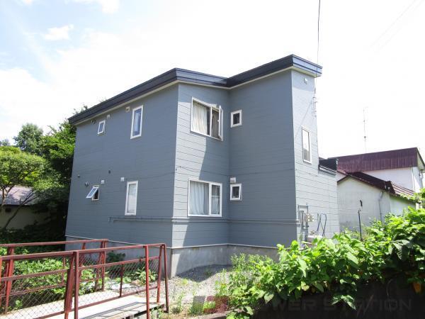小樽市最上1丁目0賃貸アパート