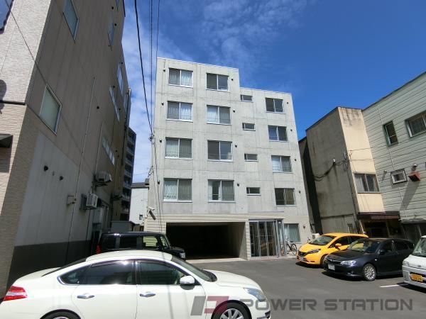 小樽市色内1丁目0賃貸マンション外観写真