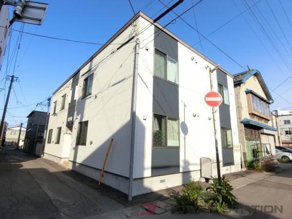 小樽市色内2丁目1賃貸アパート