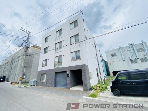 小樽市花園3丁目1賃貸マンション外観写真
