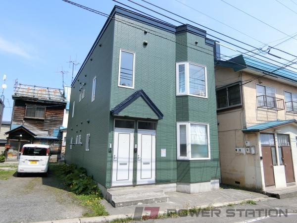 小樽市富岡2丁目0賃貸アパート