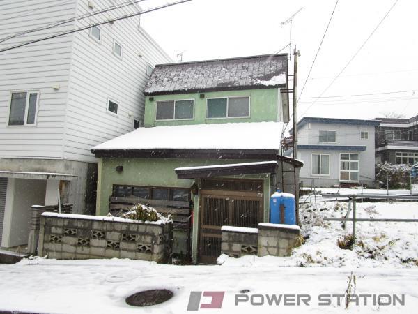 小樽市末広町0一戸建貸家外観写真