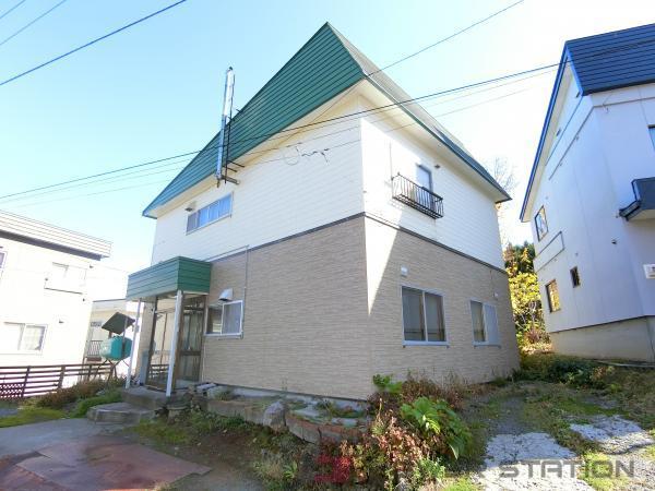 小樽市桜5丁目0一戸建貸家外観写真