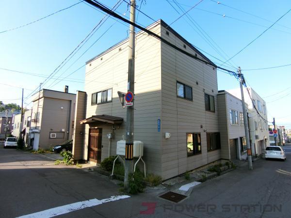 小樽市稲穂4丁目0一戸建貸家外観写真
