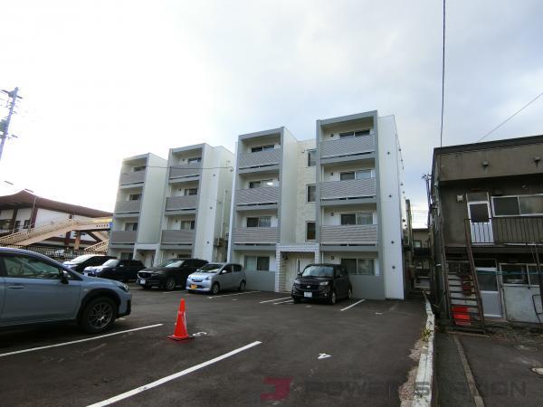 小樽市新富町0賃貸マンション