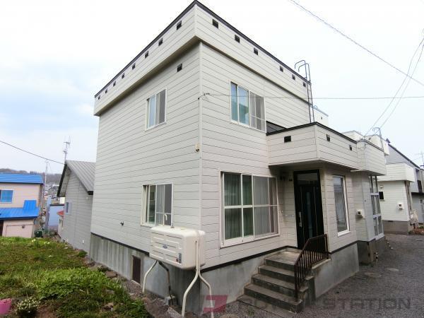 小樽市石山町0一戸建貸家外観写真