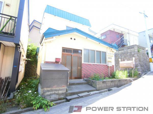 小樽市清水町1一戸建貸家外観写真