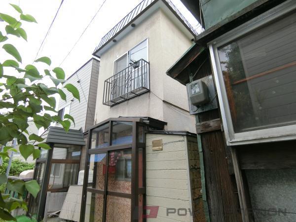 小樽市山田町1一戸建貸家外観写真