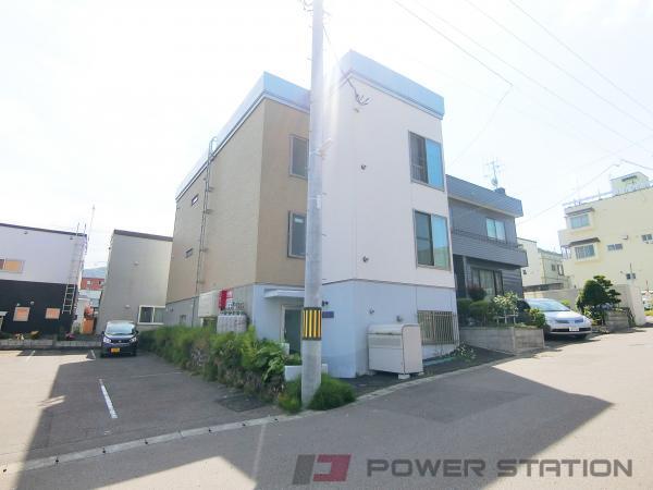 小樽市緑1丁目01賃貸アパート外観写真