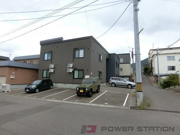 小樽市緑2丁目11賃貸アパート外観写真
