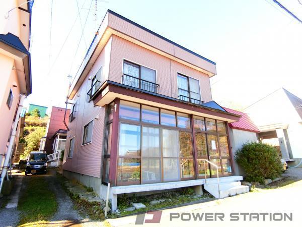 小樽市祝津3丁目0一戸建貸家外観写真