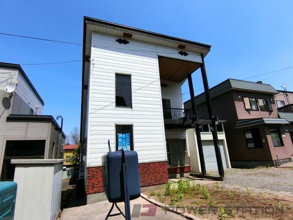 小樽市新光1丁目1一戸建貸家外観写真