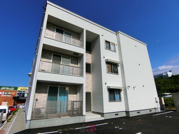 アパート・ブレイス勝納町8-2AP A棟