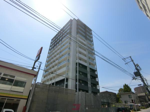 小樽市入船1丁目01賃貸マンション外観写真
