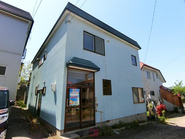 小樽市長橋5丁目1一戸建貸家外観写真