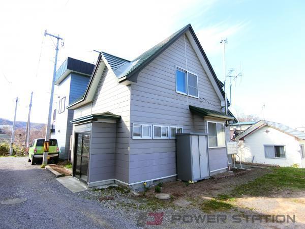 小樽市奥沢3丁目0一戸建貸家外観写真