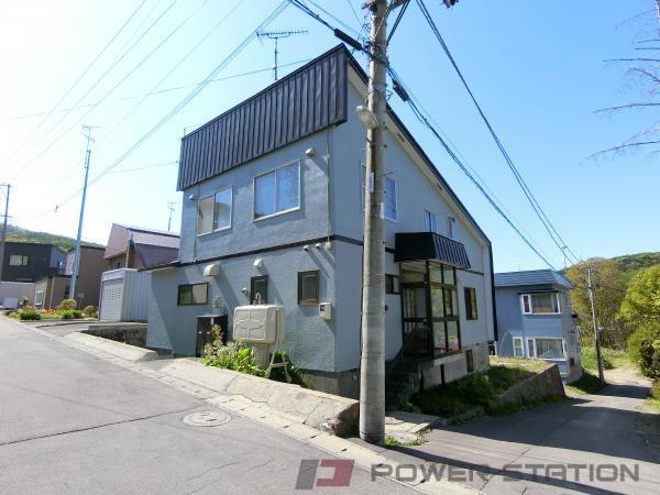 小樽市最上2丁目0一戸建貸家外観写真
