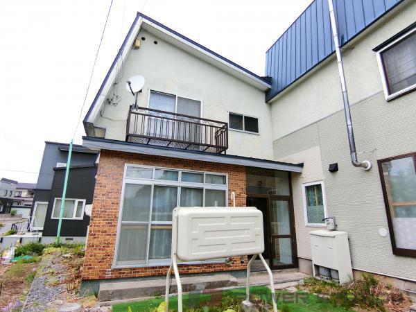 小樽市幸2丁目1賃貸アパート外観写真