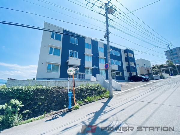 アパート・仮)小樽富岡1丁目AP