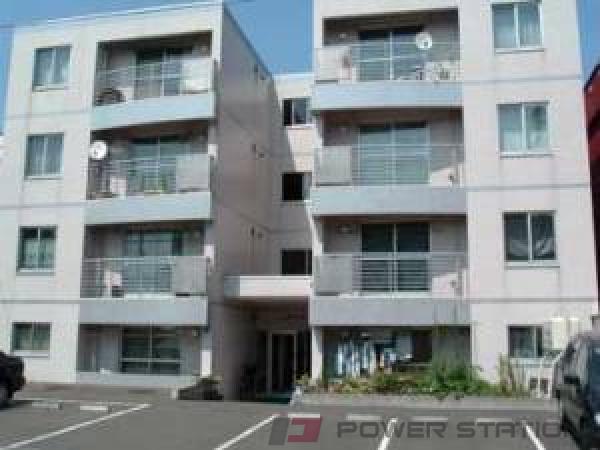 札幌市中央区宮の森4条1丁目1賃貸マンション外観写真