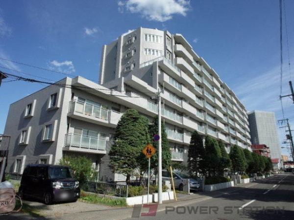 札幌市中央区北9条西24丁目0分譲リースマンション外観写真