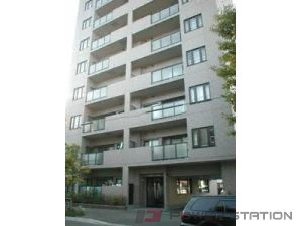 札幌市中央区北9条西19丁目0分譲リースマンション外観写真