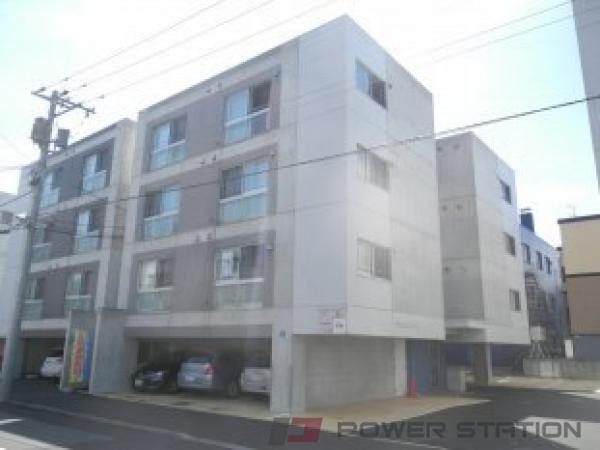 マンション・PRESENCE N9 B棟