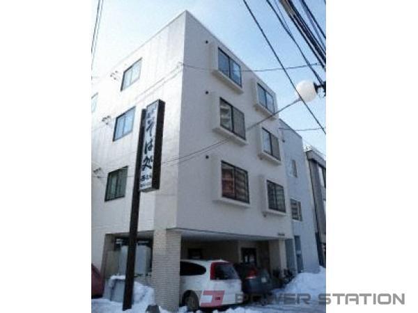 札幌市中央区北2条東13丁目0賃貸マンション外観写真