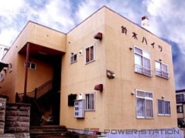 札幌市中央区宮の森3条5丁目0賃貸アパート外観写真