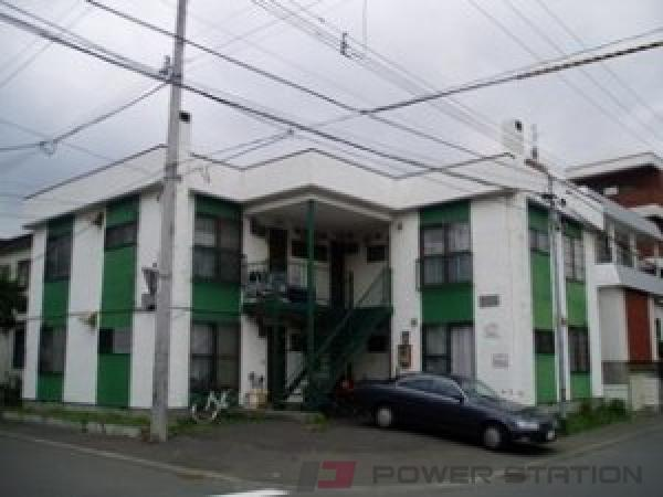 札幌市中央区宮の森3条6丁目0賃貸アパート外観写真