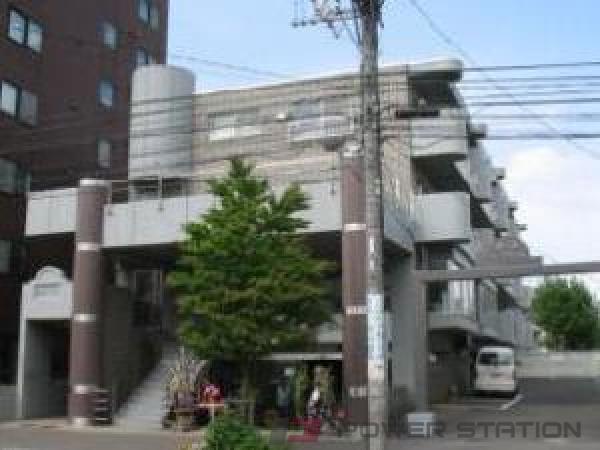 札幌市中央区宮の森4条6丁目0賃貸マンション外観写真
