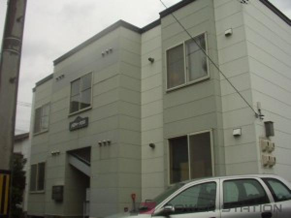 西28丁目2LDKアパート外観