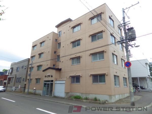 札幌市中央区宮の森3条3丁目0分譲リースマンション外観写真