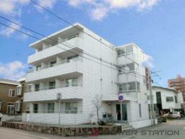 札幌市中央区宮の森2条4丁目0賃貸マンション外観写真