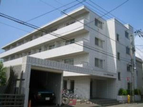 札幌市中央区宮の森3条6丁目0賃貸マンション外観写真