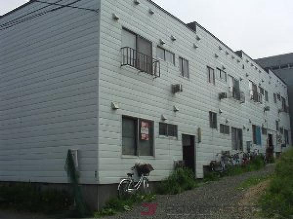 札幌市中央区宮の森3条6丁目1賃貸アパート外観写真