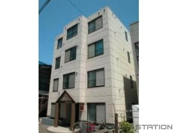 札幌市中央区宮の森2条1丁目0賃貸マンション外観写真
